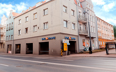 ING Bank in Sopot