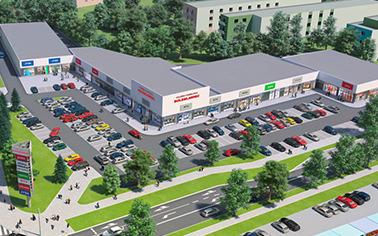Bolesławiec Shopping Mall